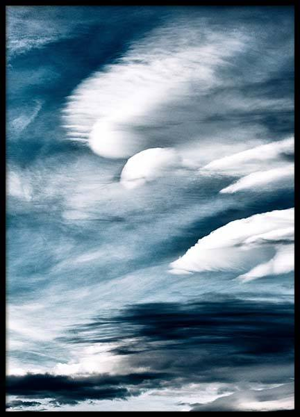 Moody skyscape Poster in the group Prints / Sizes / 70x100cm | 28x39 at Desenio AB (10086)