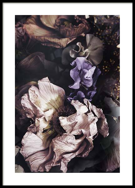 Fantasy Poster in the group Prints / Floral at Desenio AB (10413)