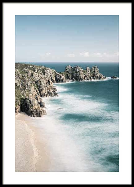 Logan Rock Poster in the group Prints / Nature prints at Desenio AB (10474)