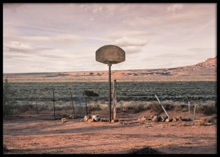 Streetball Utah Poster in the group Prints / Nature at Desenio AB (10617)