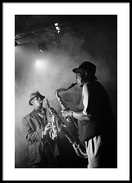 Jazz Club Poster in the group Prints / Photographs at Desenio AB (10722)