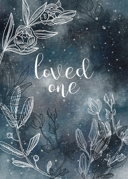 Loved One Poster in the group Prints / Illustrations at Desenio AB (11291)
