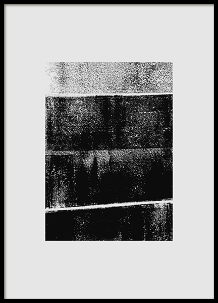 Ink Block Poster in the group Prints / Art prints at Desenio AB (11538)