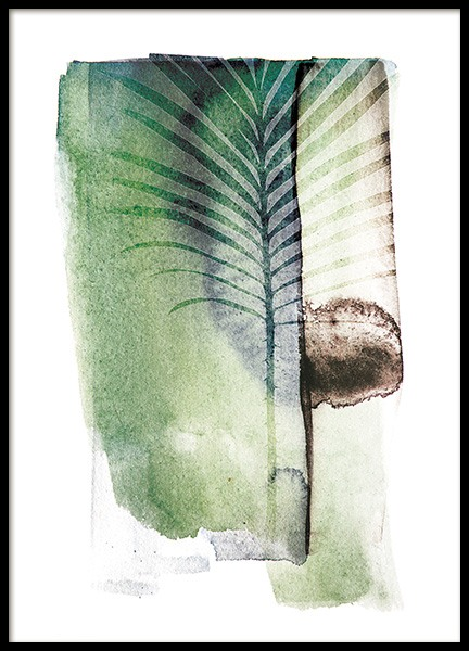 Jurassic Cycad Poster in the group Prints / Art prints at Desenio AB (11567)