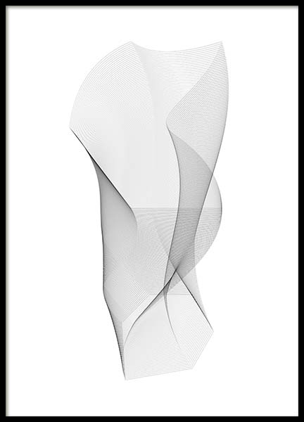 Sculpture Poster in the group Prints / Sizes / 50x70cm | 20x28 at Desenio AB (11601)