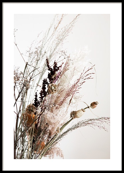 Dried Bouquet No2 Poster in the group Prints / Photographs at Desenio AB (11797)