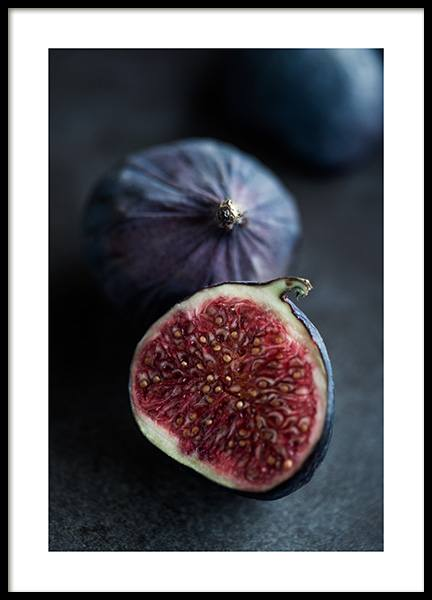 Juicy Fig Poster in the group Prints / Kitchen at Desenio AB (11834)