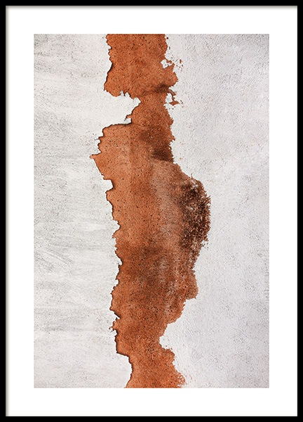 Flaking Paint Poster in the group Prints / Photographs at Desenio AB (11865)