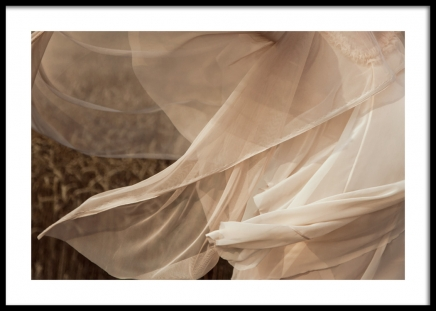 Dancing in Tulle Close up Poster in the group Prints / Photographs at Desenio AB (12396)