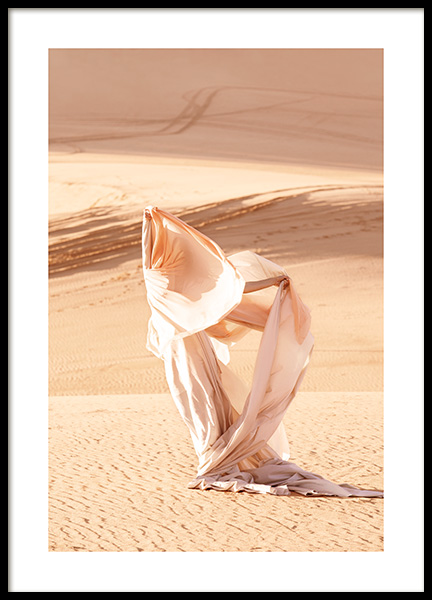 Desert Bird Poster in the group Prints / Studio Collections / Studio Serenity at Desenio AB (12950)
