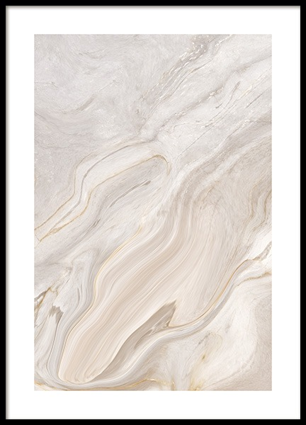 Abstract Marble Poster in the group Prints / Photographs at Desenio AB (13013)