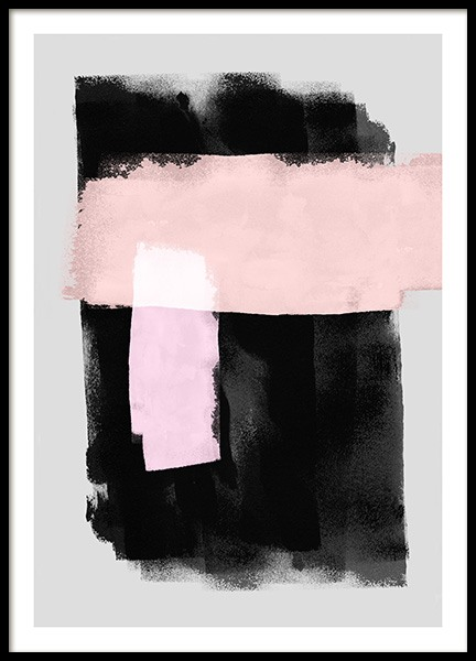 Minimalism 33A Poster in the group Prints / Art prints / Abstract art prints at Desenio AB (13579)