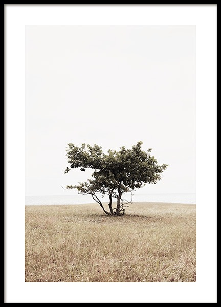 The Tree Poster in the group Prints / Nature prints at Desenio AB (13643)