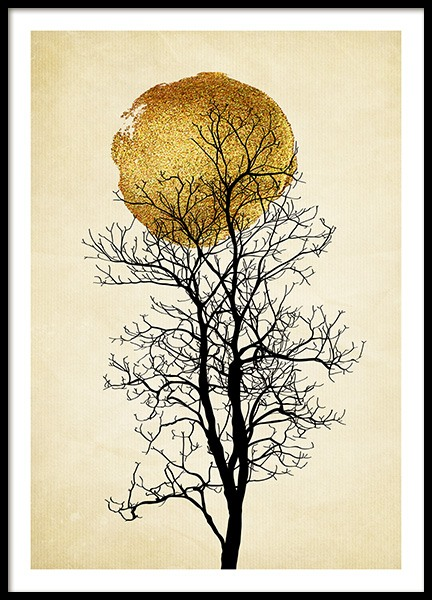 Moonrise Poster in the group Prints / Art prints at Desenio AB (14188)