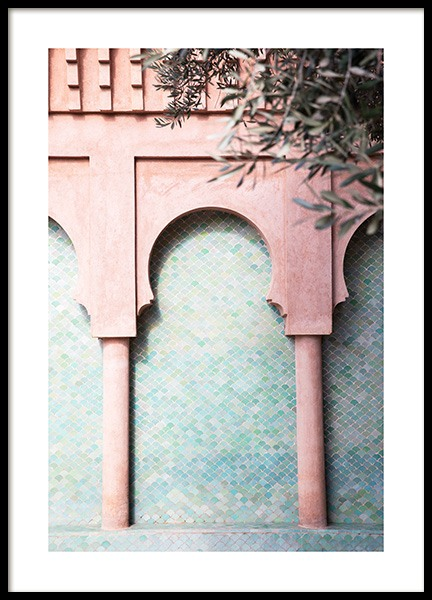 Pastel Beauty Poster in the group Prints / Photographs at Desenio AB (14242)