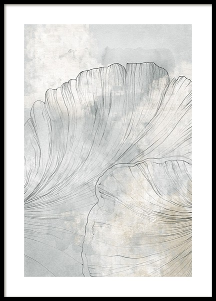 Abstract Coral No1 Poster in the group Prints / Art prints at Desenio AB (14291)