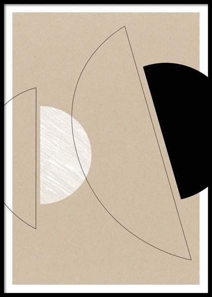 Bauhaus Graphics No1 Poster in the group Prints / Art prints at Desenio AB (14671)