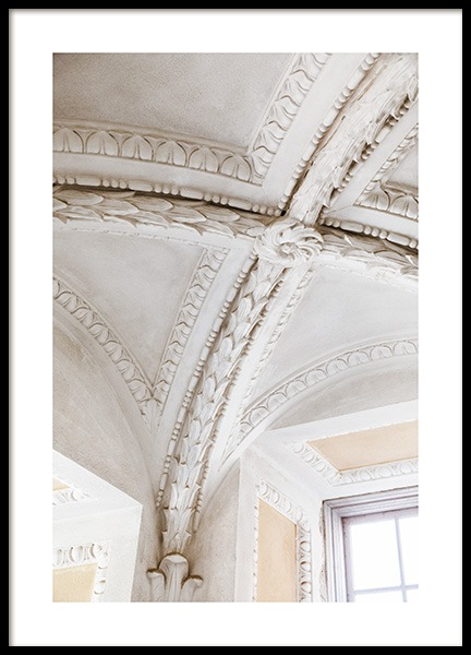Decadent Ceiling Poster