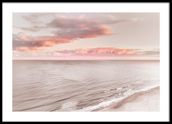 Dreamy Sea Poster