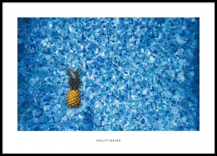 Fruity Water Poster in the group Prints / Photographs at Desenio AB (2027)