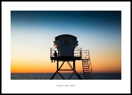 Catch The Light Poster in the group Prints / Photographs at Desenio AB (2028)