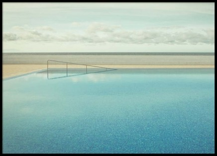 Pool & Horizon Poster in the group Prints / Photographs at Desenio AB (2331)