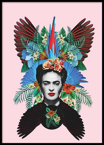 Frida Kahlo Poster in the group Prints / Art prints at Desenio AB (2371)