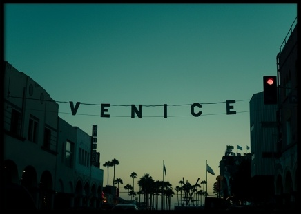 Venice La Poster in the group Prints / Photographs at Desenio AB (2422)