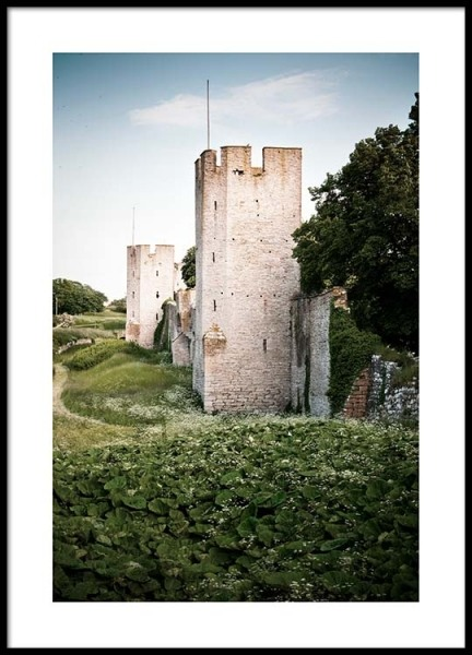 Visby Wall Poster in the group Prints / Nature at Desenio AB (2454)