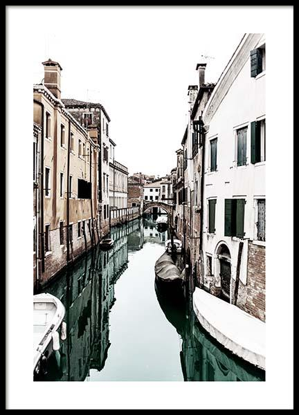 Grand Canal Venice Poster in the group Prints / Photographs at Desenio AB (2747)