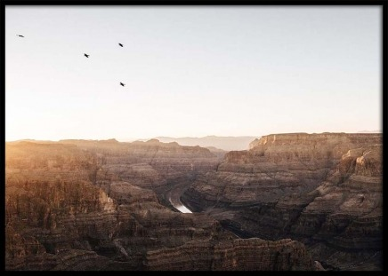 Grand Canyon Poster in the group Prints / Nature at Desenio AB (2886)