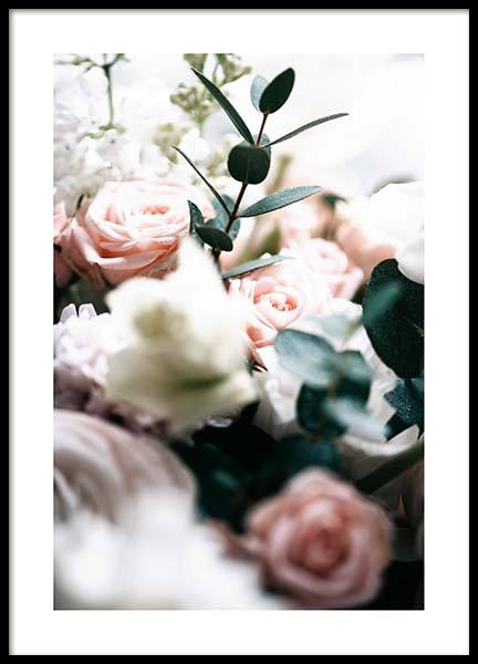 Boquet Two Poster in the group Prints / Photographs at Desenio AB (3267)