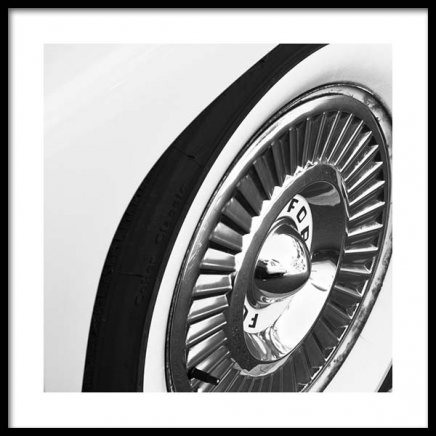 Tire Poster in the group Prints / Sizes / 50x50cm | 20x20 at Desenio AB (3327)
