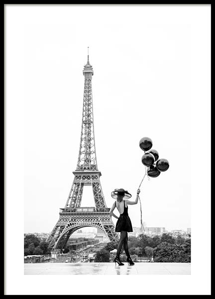 Trocadero Poster in the group Prints / Photographs at Desenio AB (3435)