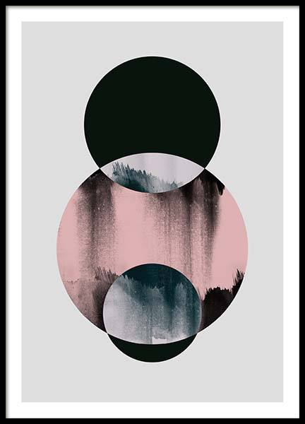 Minimalism 1 Poster in the group Prints / Art prints / Abstract art at Desenio AB (3444)