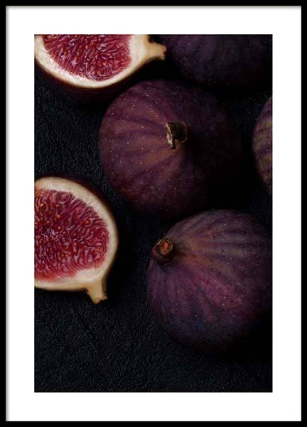 Fig Poster in the group Prints / Kitchen at Desenio AB (3536)