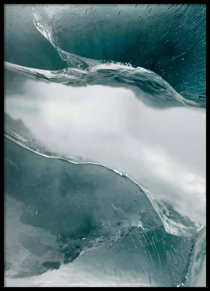 Ice Gap Poster in the group Prints / Photographs at Desenio AB (3647)