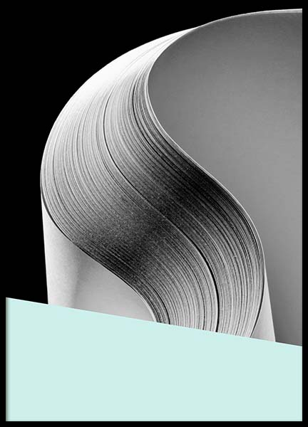 Composition 1 Poster in the group Prints / Sizes / 50x70cm | 20x28 at Desenio AB (3715)