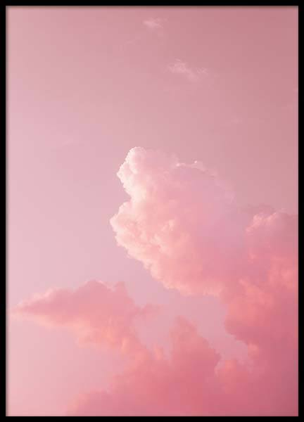 Pink Sky No2 Poster in the group Prints / Photographs at Desenio AB (3820)