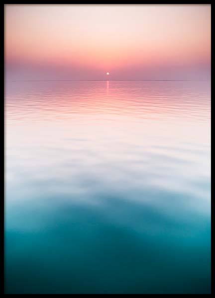 Sunset Poster in the group Prints / Sizes / 50x70cm | 20x28 at Desenio AB (3832)