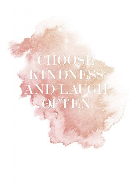 Choose Kindness Poster in the group Prints / Sizes /  at Desenio AB (3939)