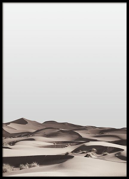 Desert, Print in the group Prints / Nature prints at Desenio AB (7929)