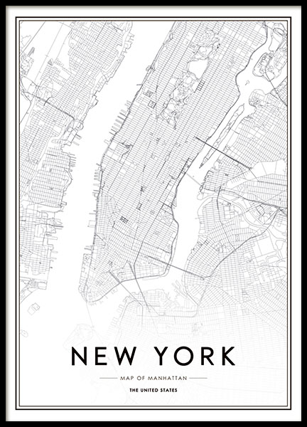 New York prints for modern interior design