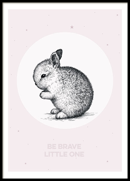 Little One, Poster in the group Prints / Sizes /  at Desenio AB (8445)