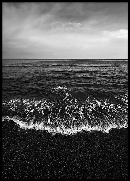 Black Water, Posters in the group Prints / Nature at Desenio AB (8579)