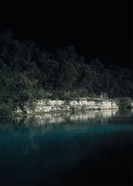 Night lake, poster in the group Prints / Sizes / 50x70cm | 20x28 at Desenio AB (8614)