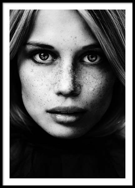 Freckles Poster in the group Prints / Sizes / 50x70cm | 20x28 at Desenio AB (8829)