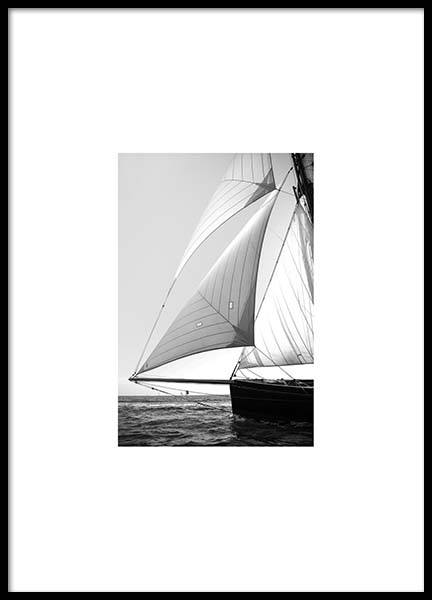 Set Sail Poster in the group Prints / Photographs at Desenio AB (8906)