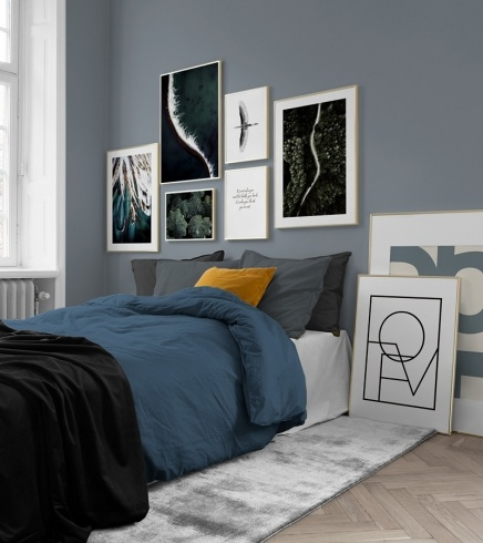 in the group Inspiration / Bedroom at Desenio AB (Insp8423)