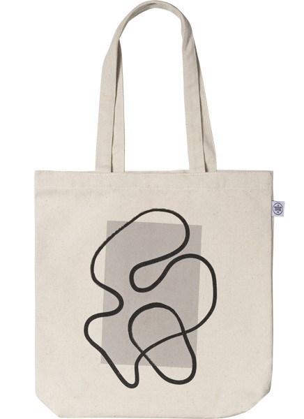 Outside the Box Tote Bag in the group Limited edition at Desenio AB (TOTE50146)